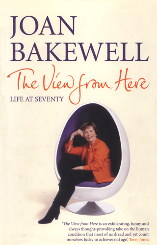 The View from Here: Life at Seventy, 2006 Cover